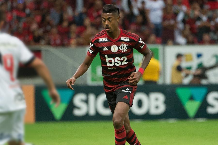 Bruno Henrique manca recado para times que jogam fechados contra Flamengo