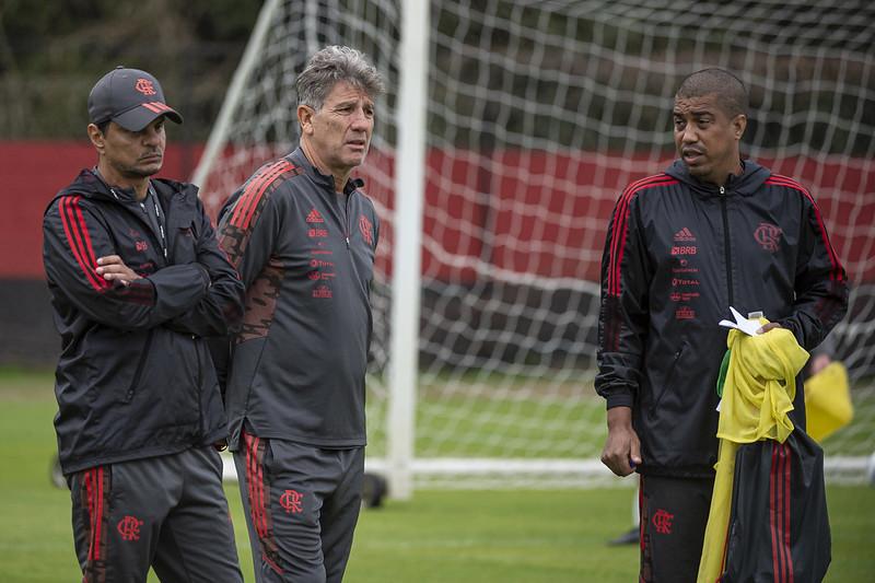 OPINIÃO: Não surpreende o que está acontecendo com o Renato no Flamengo
