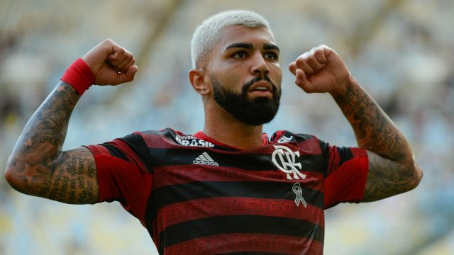 Confira o lindo gol de Gabigol que virou a partida na decisão da Taça Guanabara
